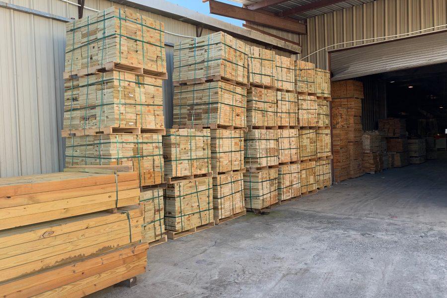 Stack of setup blocks Southern Wood Components